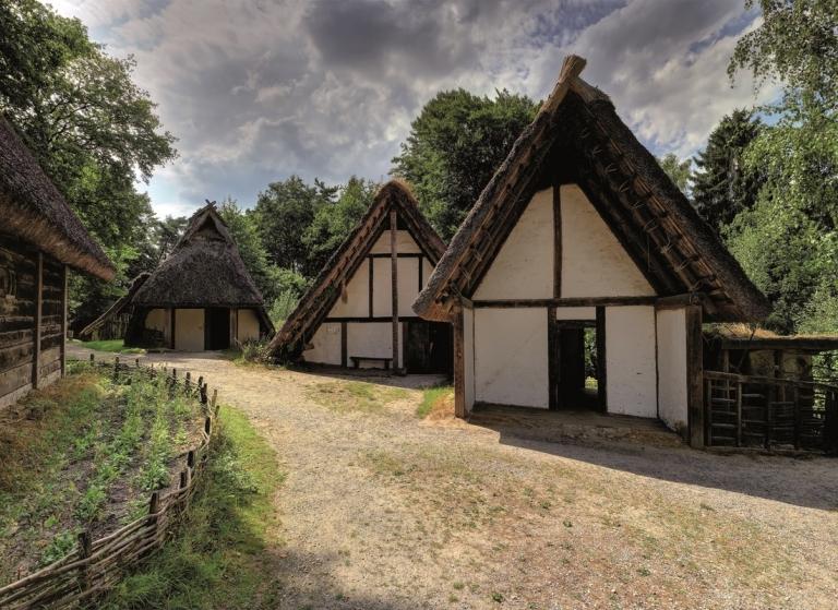 Archäologisches Freilichtmuseum Oerlinghausen