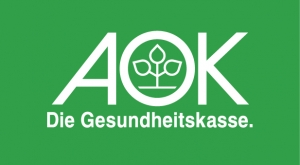 Logo Sponsoren AOK Nordwest
