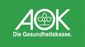 Logo Sponsoren AOK Nordwest