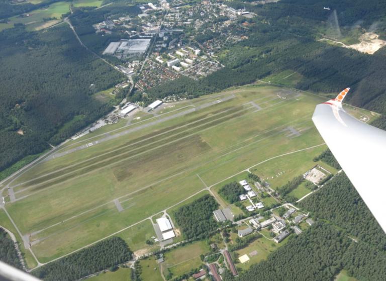Segelflugplatz Oerlinghausen