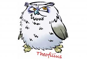 Komm mit Theofilius auf Eulentour; Theofilius
