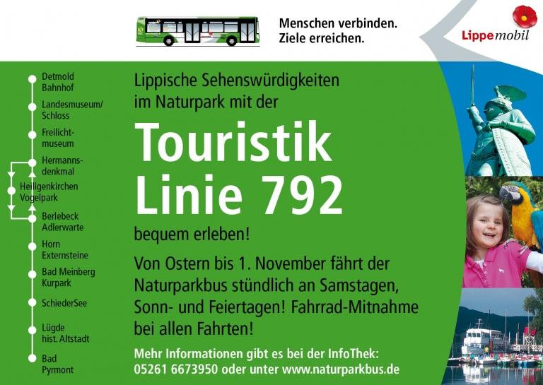 TouristikLinie 792