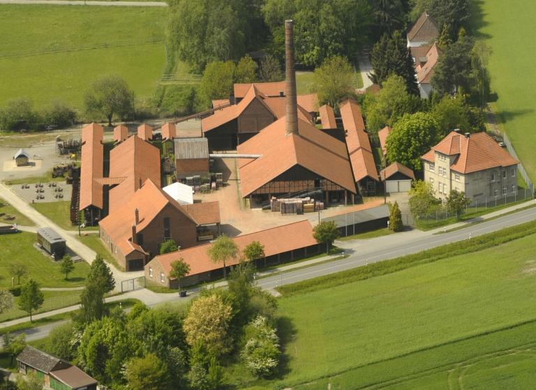 LWL-Industriemuseum Ziegelei Lage